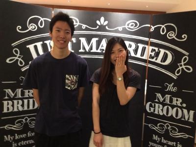 Mariage ent婚約指輪