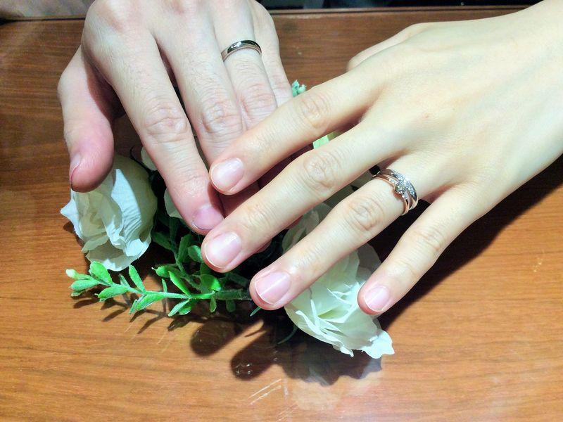 シェールラヴ婚約指輪スターチス