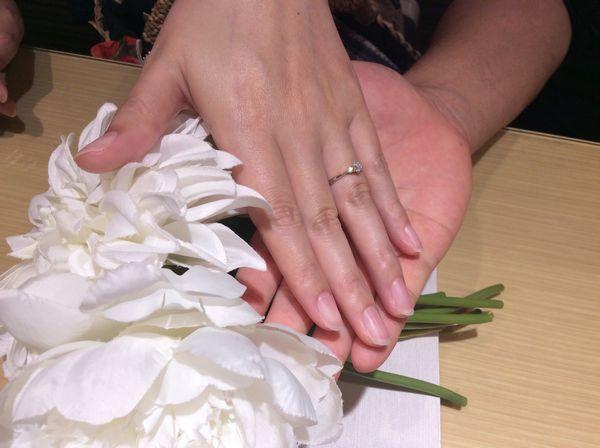 姫路gardenオリジナル婚約指輪