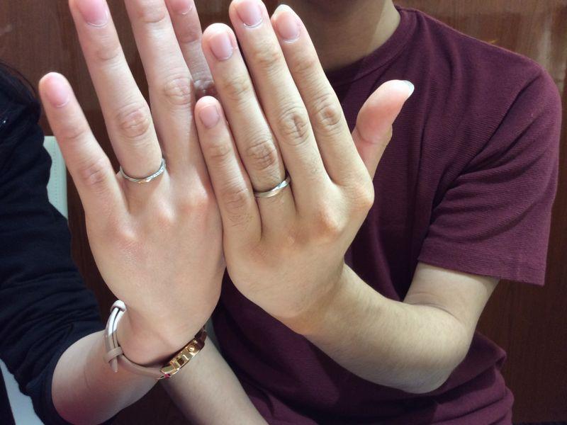 OCTAVE結婚指輪リュエル
