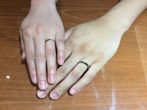 オクターヴ結婚指輪リュエル