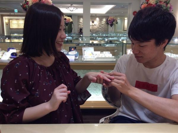 リーズナブルな結婚指輪