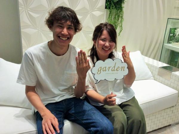 マリアージュエント結婚指輪プレディスィ