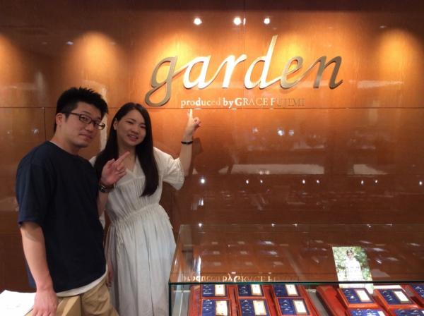 相生市&小野市「RosettE」「et.lu」の結婚指輪をご成約頂きました。