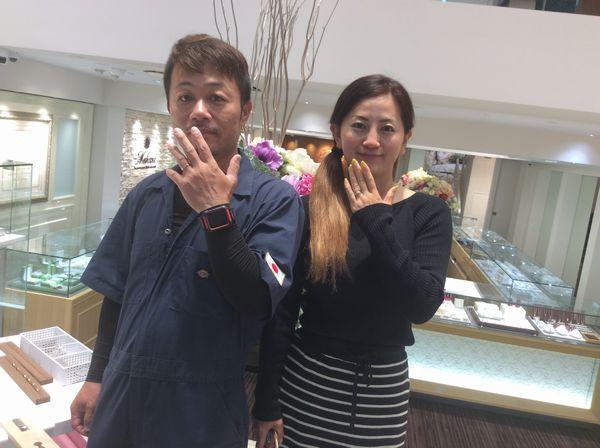 OCTAVE結婚指輪ジュレ
