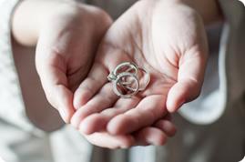 婚約指輪と結婚指輪セットリング大阪