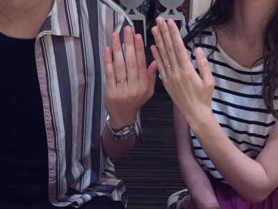 VIVAGE結婚指輪リアン