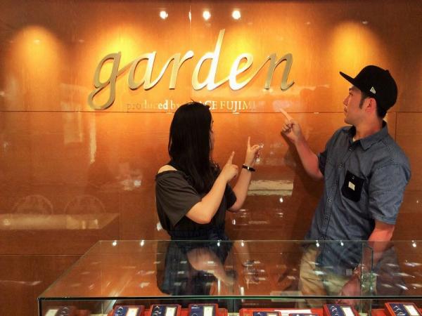 豊岡市【アムールアミュレット】結婚指輪をご成約いただきました。