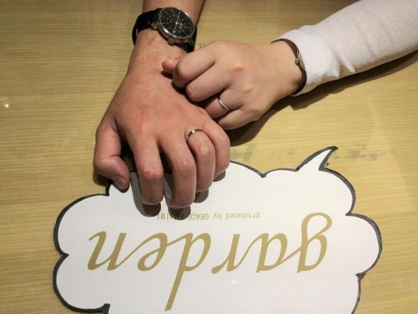 バウム結婚指輪ピエリス