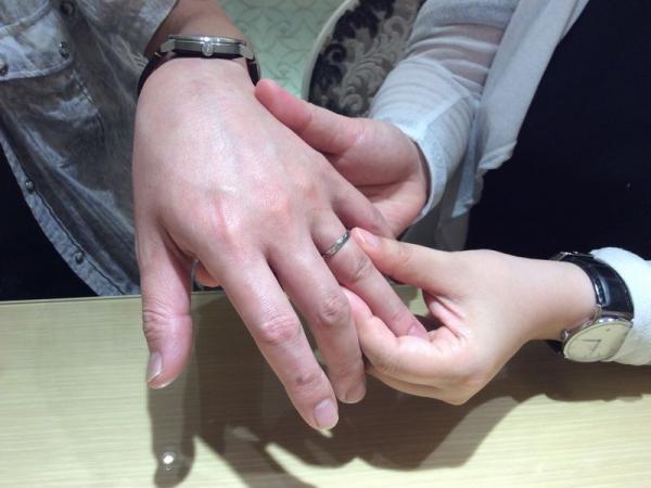 結婚指輪BAUM