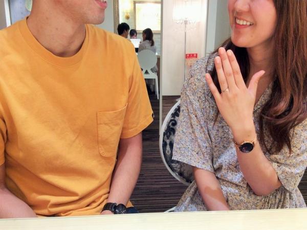 アジュガ婚約指輪CHER LUV