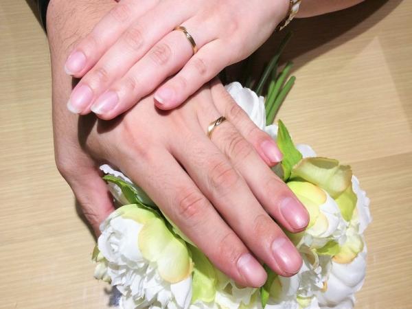 ラパージュ結婚指輪