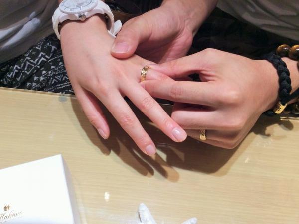 Makana結婚指輪