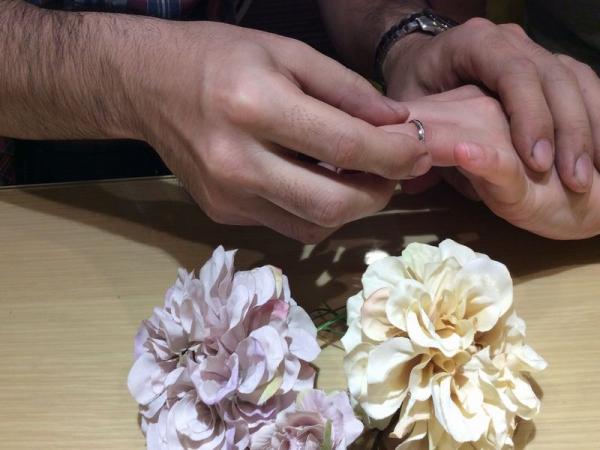 パイロットブライダル結婚指輪プロミス