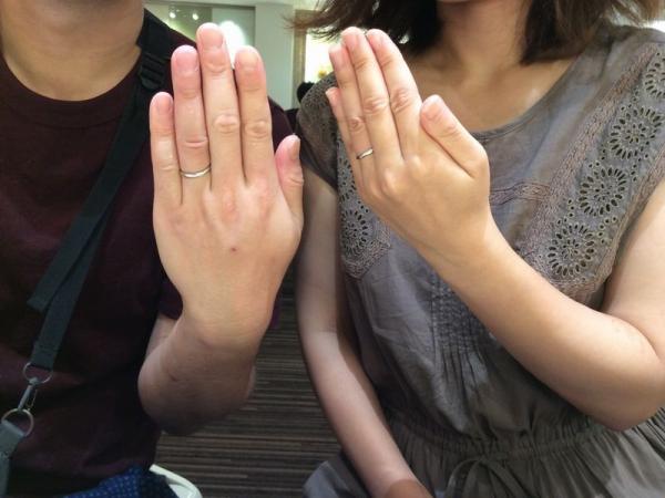 マリアージュエント結婚指輪ビーナス