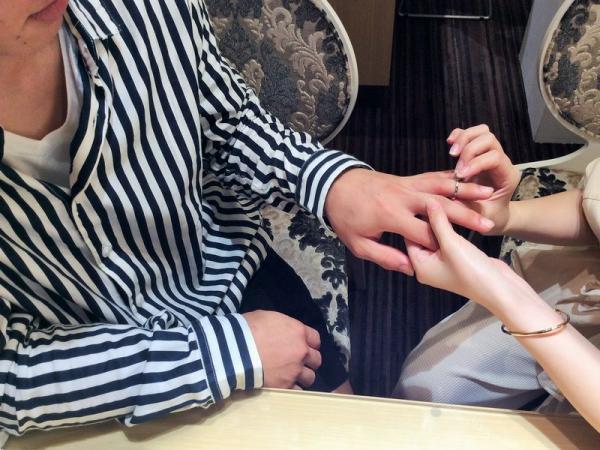 Mariage ent結婚指輪サミュゼ