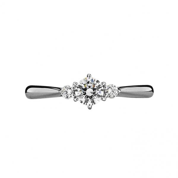 garden ガーデン オリジナルの婚約指輪 HKK1089-030 2