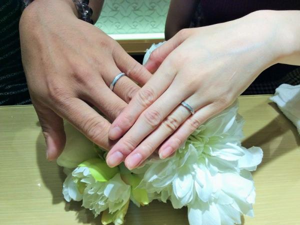 ドイツブランドの結婚指輪