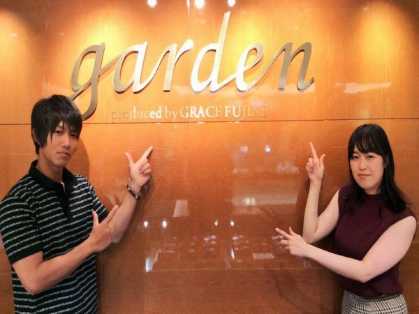 姫路市【フィッシャー】の結婚指輪をご成約いただきました。
