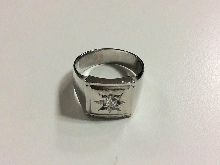 指輪サイズ直し修理