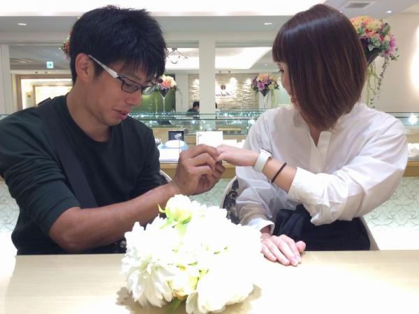 OCTAVE結婚指輪エクラ