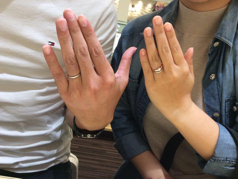 Passsage結婚指輪