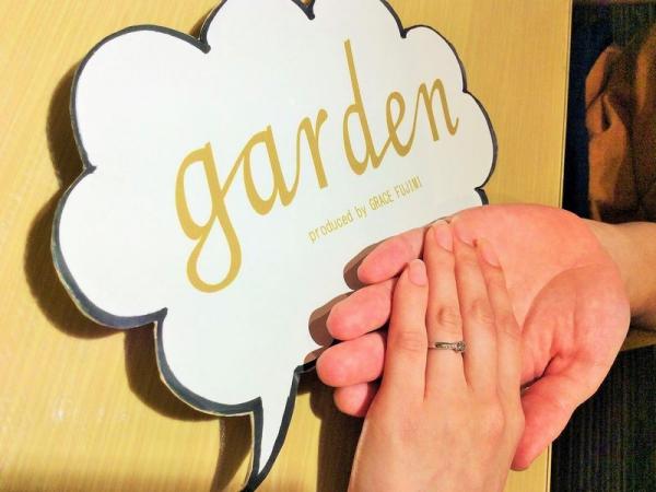 銀の指輪プランから婚約指輪選び