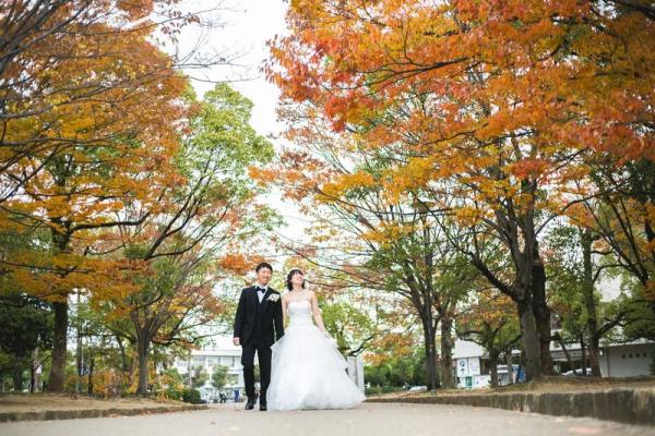 姫路城フォトウエディング 2019.11.18