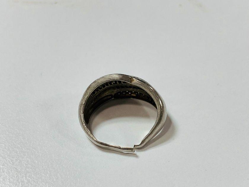 切断指輪の修理