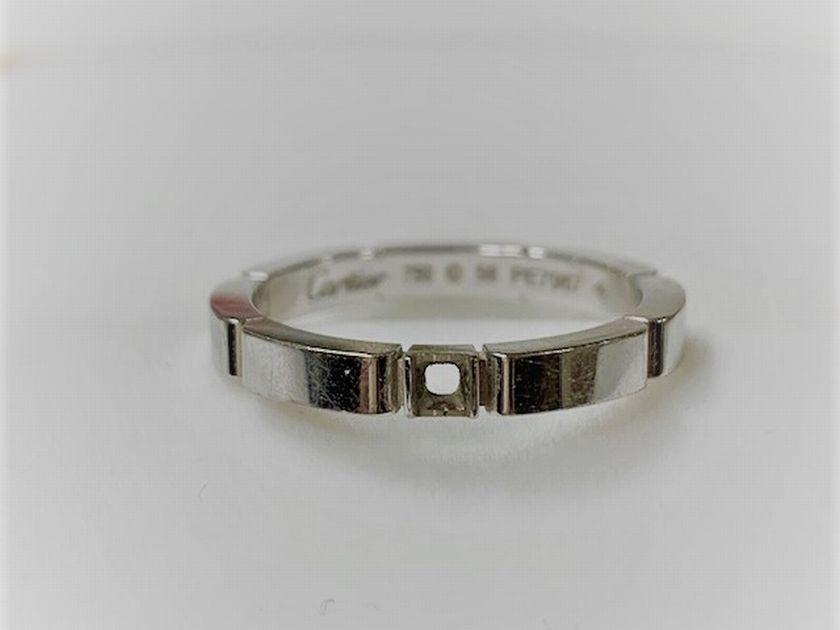 カルティエ結婚指輪石どれ