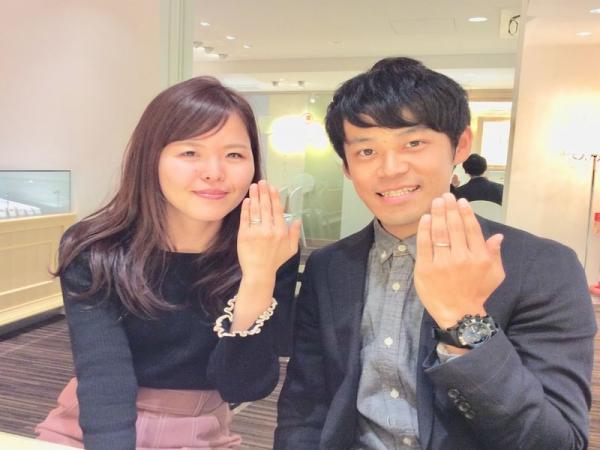 Quand de Mariage結婚指輪