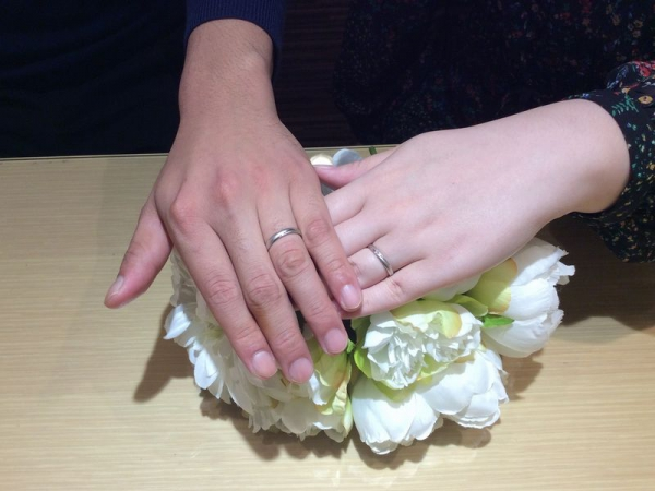 Pilot Bridal結婚指輪