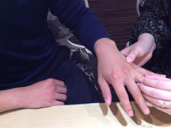 Pilot Bridal結婚指輪プレッジ