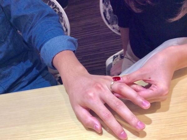 ダリア結婚指輪LAPAGE