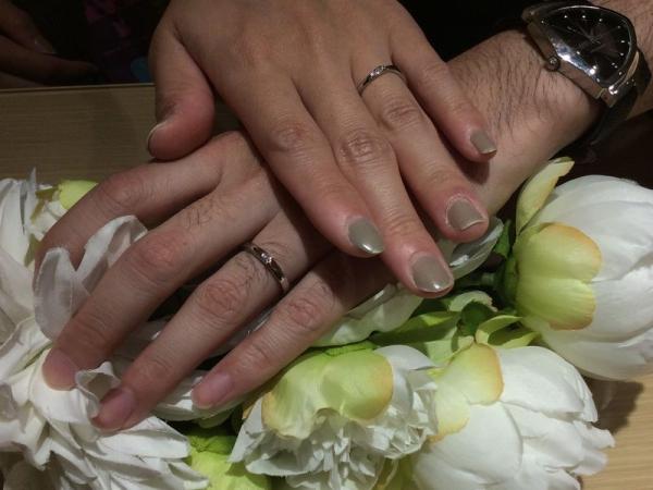 et.lu結婚指輪ヴィヴォ