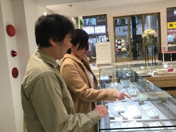 et.lu結婚指輪ドルチェ