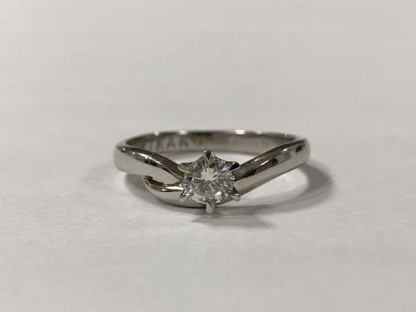 結婚指輪の買い替えとジュエリーリフォームBefore