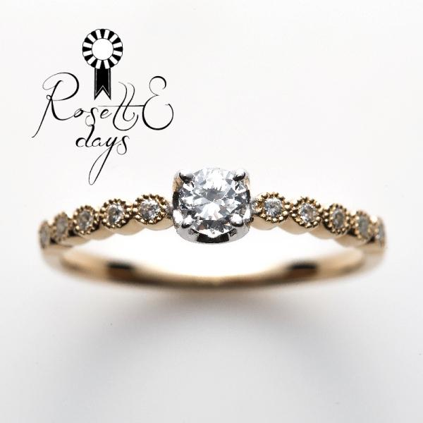 RosettEdays婚約指輪