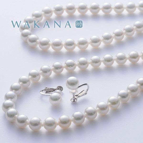姫路真珠(パール)のネックレス
