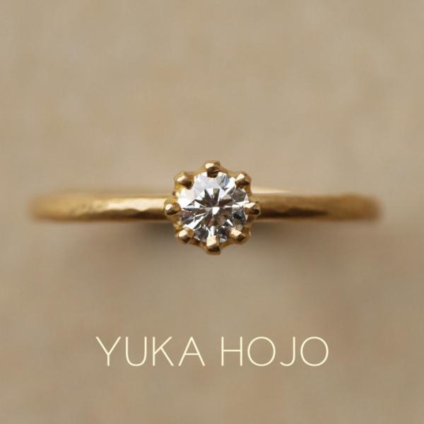 姫路YUKAHOJO婚約指輪・結婚指輪
