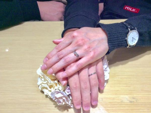 リトルガーデン婚約指輪ジャスミン