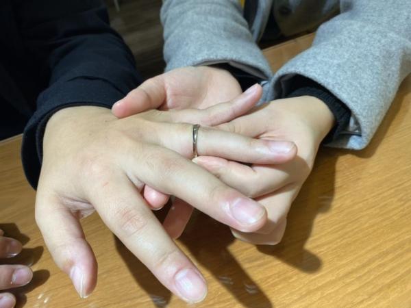 ロゼット結婚指輪魔法