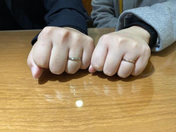 RosettE結婚指輪月あかりと魔法