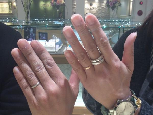 マキシハワイアンジュエリーの指輪