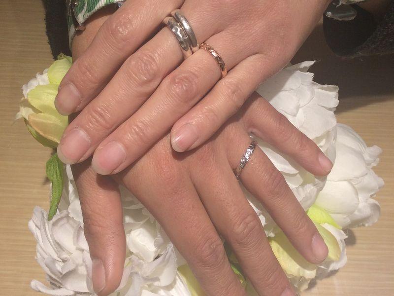 Maxi結婚指輪