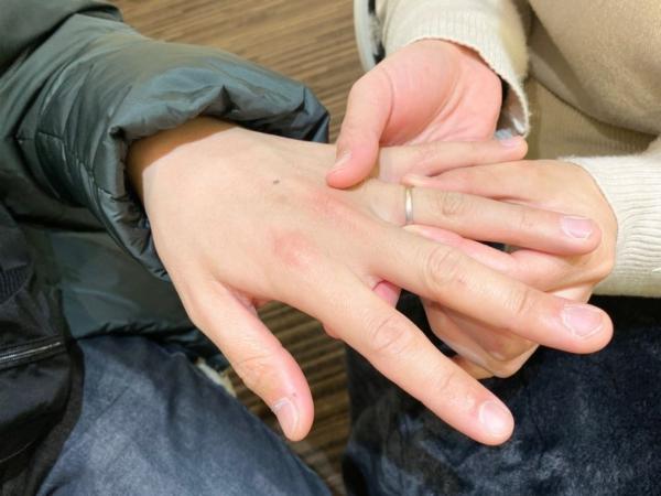 ひな結婚指輪かき氷