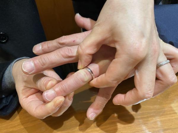 OCTAVE結婚指輪シャルール