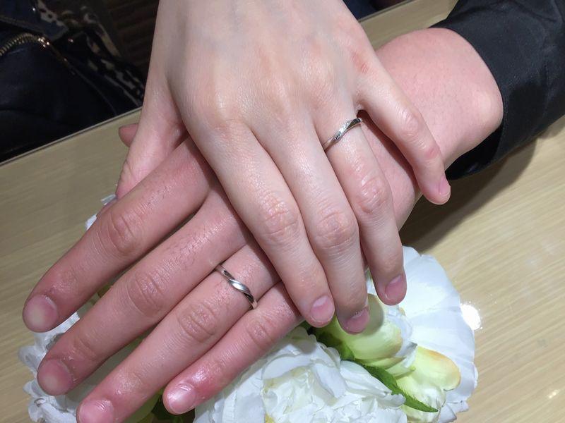 RosettE結婚指輪泉