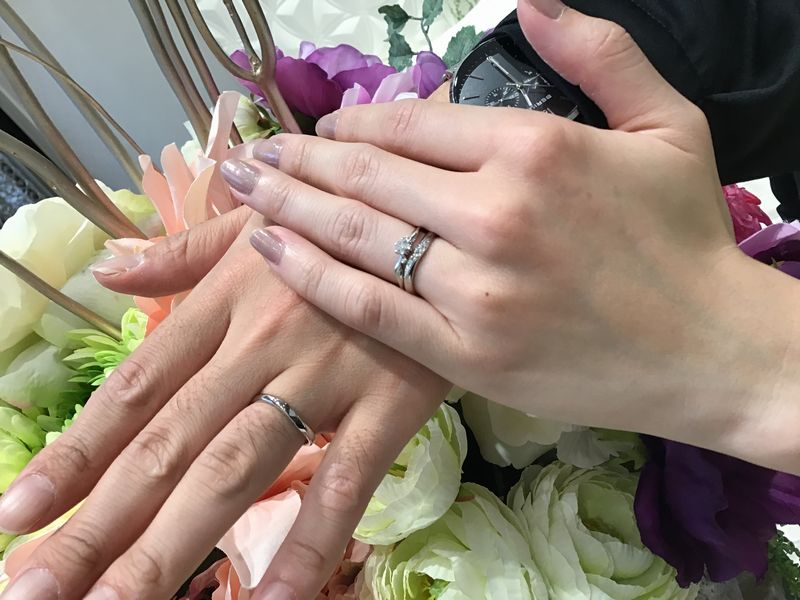 Only You結婚指輪