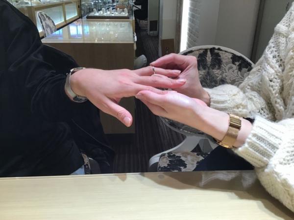 姫路市オンリーユー結婚指輪